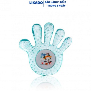 Ngậm nướu cho bé hình bàn tay UPASS DN80213X thumbnail