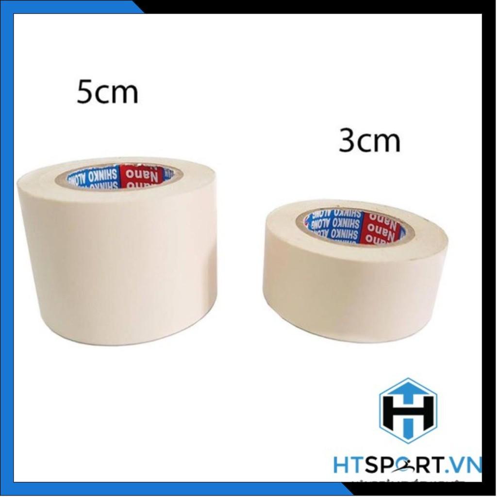 Băng keo quấn cơ, Băng keo thể thao đá banh đá bóng tránh chấn thương chơi cầu lông, bóng chuyển, tennis