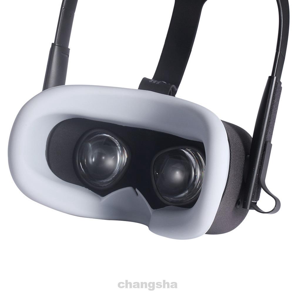 (Hàng Mới Về) Miếng Silicon Bọc Bảo Vệ Mắt Kính Thực Tế Ảo Oculus Quest