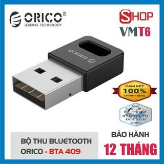 Thiết bị thu USB BLUETOOTH ORICO BTA-409 - Phân phối chính hãng - Dùng cho máy tính !