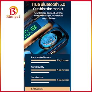Tai Nghe Bluetooth 5.0 Không Dây 9d Có Mic Chất Lượng Cao
