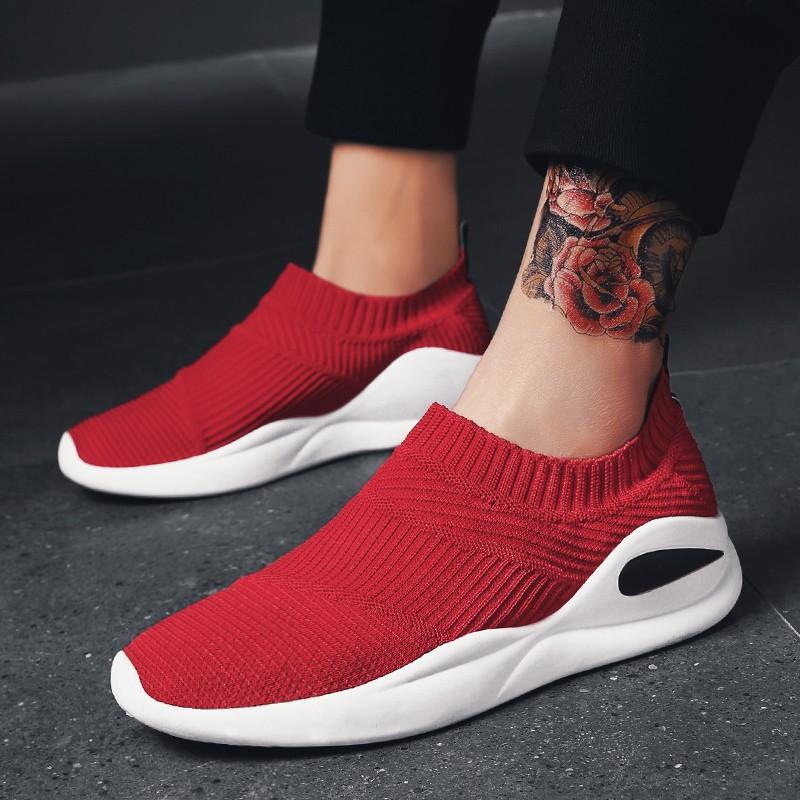 Giày đi bộ lưới thoáng khí thời trang nam tính