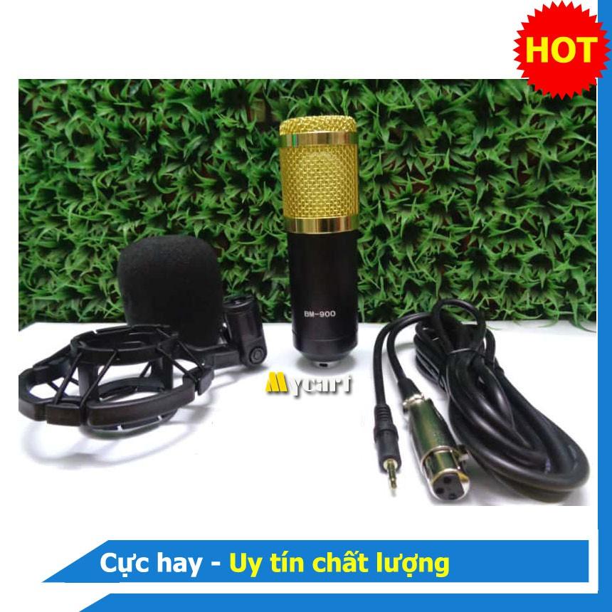 Micro thu âm và live stream BM900 - 3087275 , 1157976048 , 322_1157976048 , 356000 , Micro-thu-am-va-live-stream-BM900-322_1157976048 , shopee.vn , Micro thu âm và live stream BM900