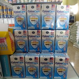 sữa bột pha sẵn coloscare 110ml