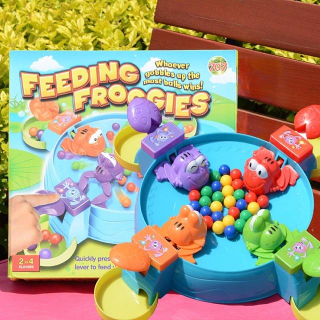 Trò chơi ếch giành kẹo