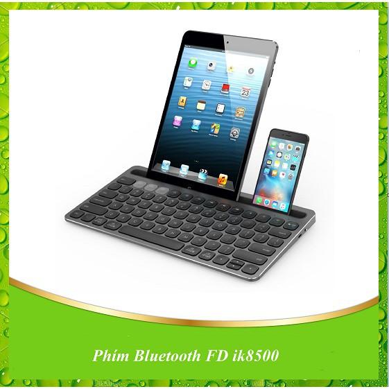 Sản phẩm bàn phím Bluetooth FD ik8500 - 14815992 , 2212275715 , 322_2212275715 , 500000 , San-pham-ban-phim-Bluetooth-FD-ik8500-322_2212275715 , shopee.vn , Sản phẩm bàn phím Bluetooth FD ik8500