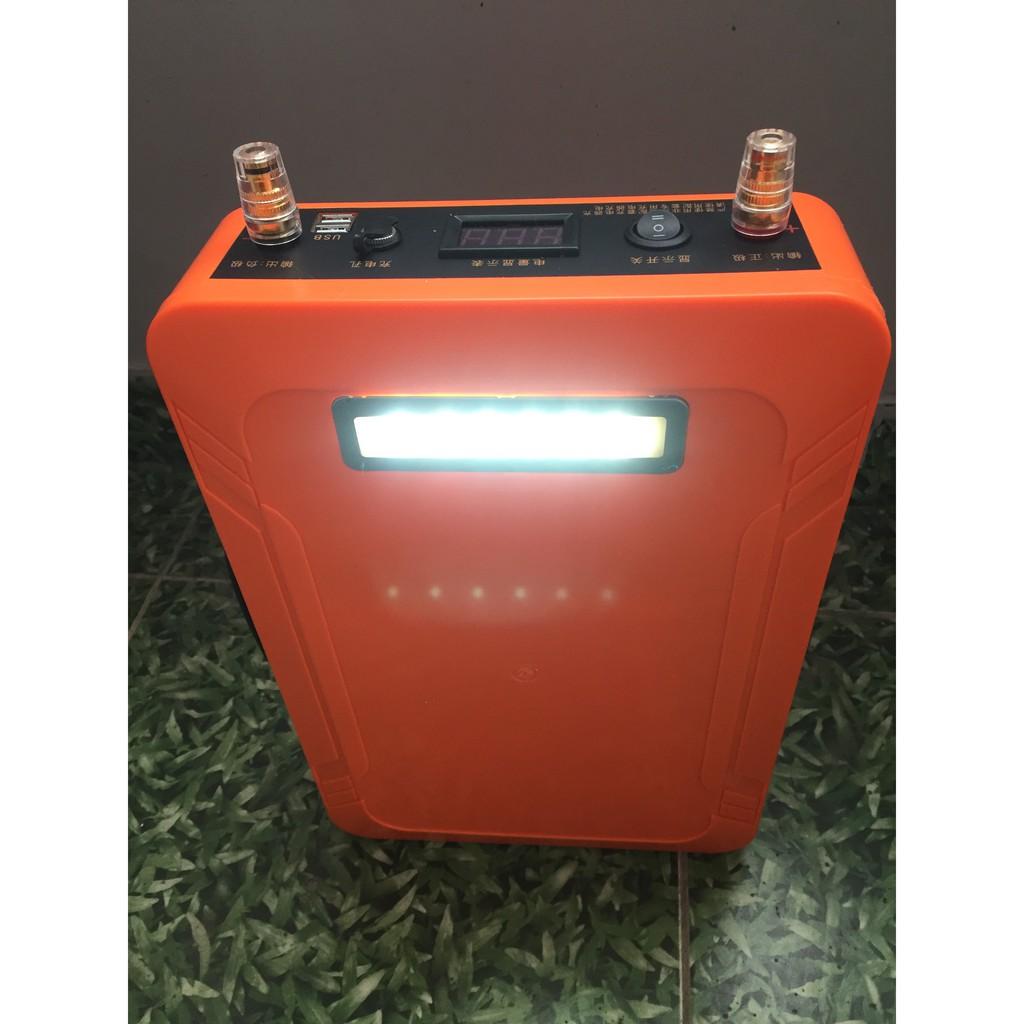 Pin Lithium 12VDC-60Ah (40Cell 6Ah)