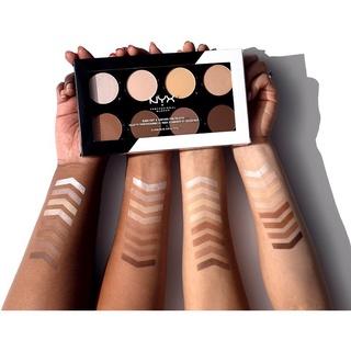 Bảng phấn bắt sáng - tạo khối NYX Cosmetics thumbnail