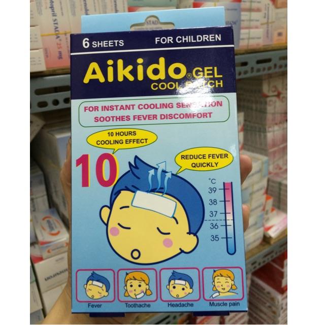 Miếng dán hạ sốt Akido cho bé - 3428214 , 949848495 , 322_949848495 , 40000 , Mieng-dan-ha-sot-Akido-cho-be-322_949848495 , shopee.vn , Miếng dán hạ sốt Akido cho bé