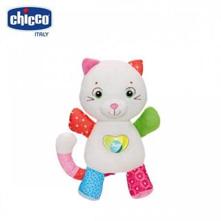 Mèo bông Oliver kết nối mẹ và bé Chicco