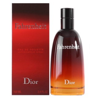Nước Hoa Nam Christian Dior Fahrenheit EDT - Scent of Perfumes thumbnail