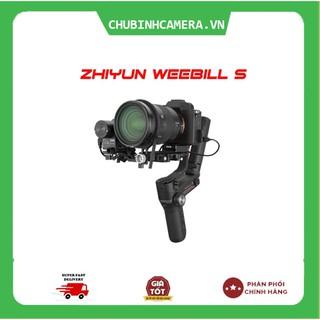 Gimbal cầm tay chống rung Zhiyun Weebill S dùng cho máy ảnh DSLR , máy quay