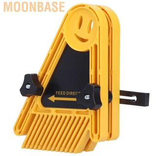 Moonbase Multi‑Purpose Double Featherboards Router Tables Saws Miter Gauge Slot DIY Woodworking Tools