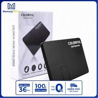 SSD Colorful SL300 120GB Sata 3 6Gb s Chuẩn giao tiếp, Chính Hãng - YourMemoryWorld thumbnail