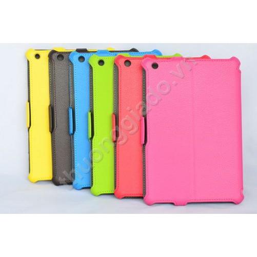 Bao Da iPad mini 1 , cầm tay nắp gập mở (kiểu Viva)