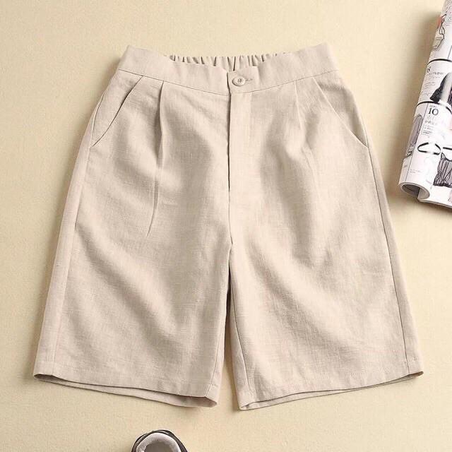 quần ống rộng LỬNG NHẬT