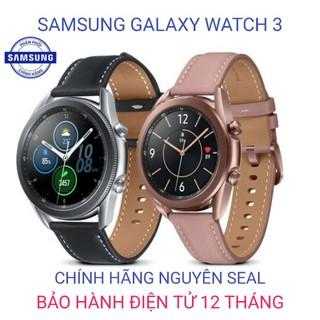 [ CHÍNH HÃNG ] Đồng hồ thông minh Samsung Galaxy Watch 3 thumbnail