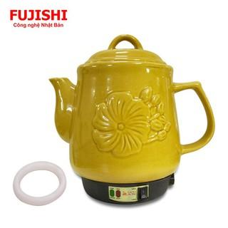 Ấm sắc thuốc điện gốm bát tràng Fujishi 3.5 lít SV-803 (Màu ngẫu nhiên)
