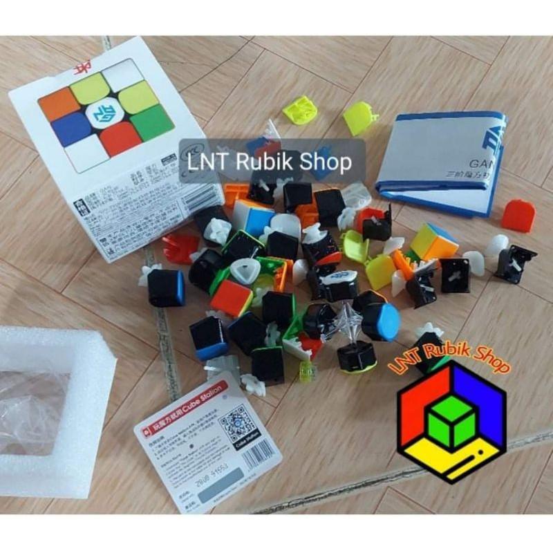 [ Phụ Kiện Rubik ] Cạnh, Màu, Góc, Core, Ốc, CenterCap – Dùng Được Cho GAN 356RS và GAN 356M