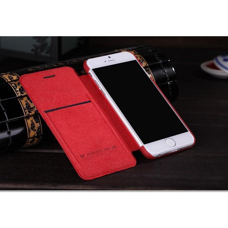 Bao da Iphone 6 chính hãng Nillkin Qin