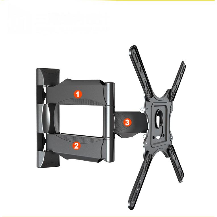Giá Treo Màn Hình Máy Tính, Tivi LCD 32-55 inches xoay 180 DF400 (khác NB F80)