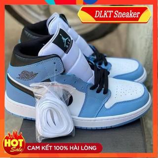 Ớ Giày Jordan 1 cao cổ hàng cao cấp full box bill FREESHIP giày bóng rổ JD1 dành cho nam nữ thumbnail