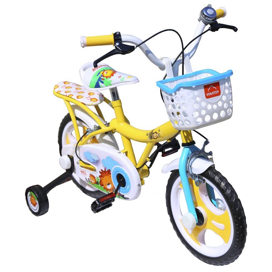 Xe đạp trẻ em Nhựa Chợ Lớn K102 - M1791-X2B - Cho Bé Từ 2 đến 4 Tuổi
