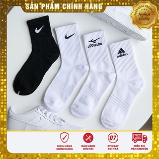 Vớ/Tất Dệt Kim Adidas, Cổ Cao Nam Nữ, Thể thao, Bóng đá, Tennis,Thời trang, Golf, Nike, Mizuno, Jordan, Drew, Champion.
