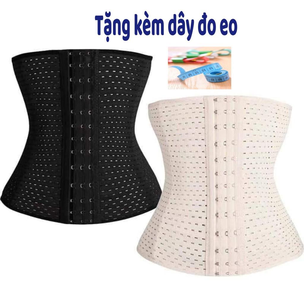 Đai nịt bụng định hình💓FREEESHIP💓Đai Nịch Bụng Giảm eo thon có thể kết hợp váy body. 8888