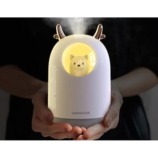 Máy phun sương tạo độ âm không khí Humidifier 300ml