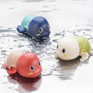 Đồ chơi rùa biển biết bơi thả bồn tắm cho bé chạy cót và bơi dưới nước vui nhộn, dễ thương, nhựa nguyên sinh an toàn