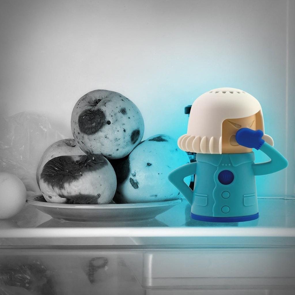 Búp bê phụ kiện khử mùi tủ lạnh và vi khuẩn có thể tái sử dụng thân thiện môi trường Chammart