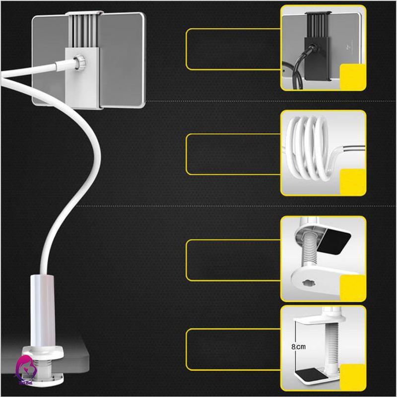 Giá Đỡ Điện Thoại/Máy Tính Bảng Xoay 360 Độ