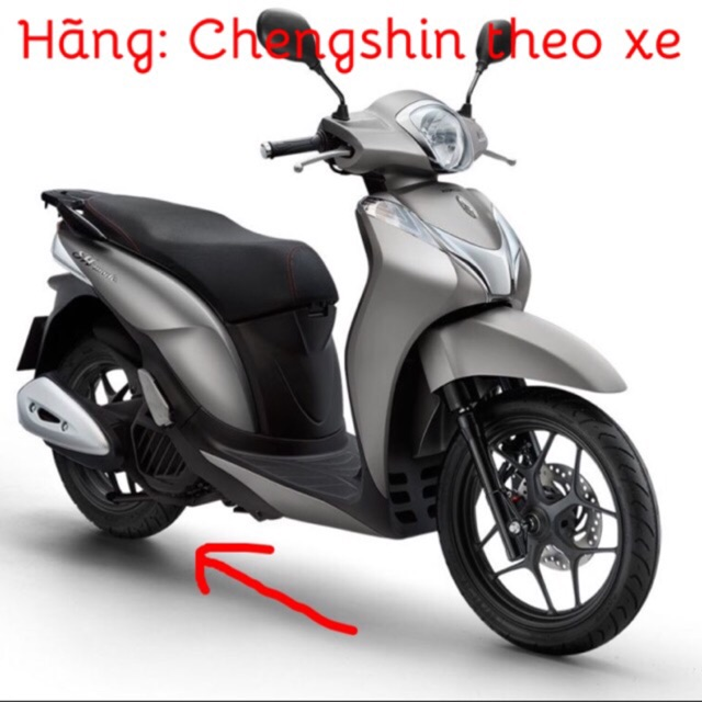 Lốp sau xe SH mode Honda chính hãng 100/90-16, Lốp sau xe SH mode Chengshin 100/90-14, Vỏ sau xe SH