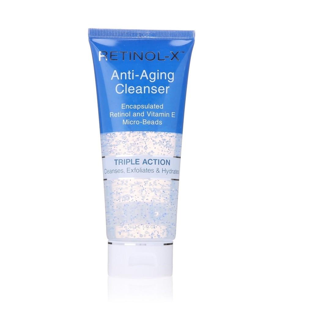 Sữa rửa mặt dạng gel Retinol-X Anti-Aging Cleanser