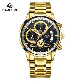 [Tặng vòng tay]Đồng hồ nam NIBOSI chính hãng NI2309-1.09 thời trang cao cấp