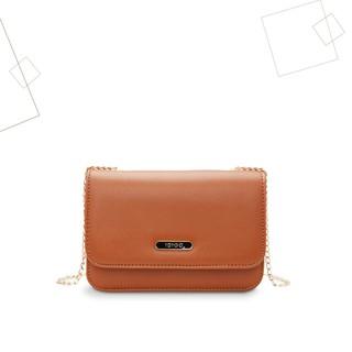 Túi hộp đeo chéo nữ dáng chữ nhật IDIGO FB2-254-00 thumbnail