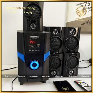 [Mã SKAMA07 giảm 8% đơn 250k]Loa Máy Tính Để Bàn Bosston T3800 Chính Hãng Loa Vi Tính Bluetooth Bosston Loa PC 5 1 thumbnail