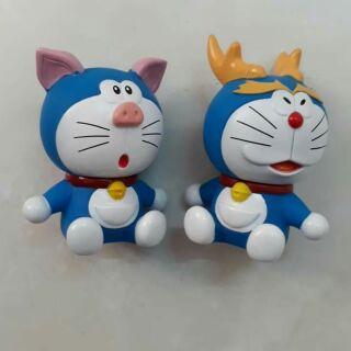 Mô hình Doraemon Heo & Rồng đồng gía 70k/sản phẩm