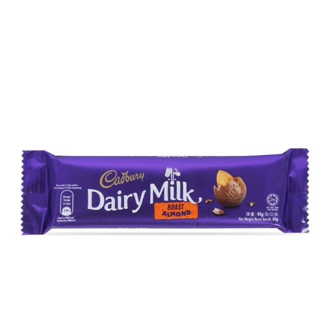 Sô Cô La Cadbury Dairy Milk Hạnh Nhân 65g - 2530765 , 1039024883 , 322_1039024883 , 30000 , So-Co-La-Cadbury-Dairy-Milk-Hanh-Nhan-65g-322_1039024883 , shopee.vn , Sô Cô La Cadbury Dairy Milk Hạnh Nhân 65g