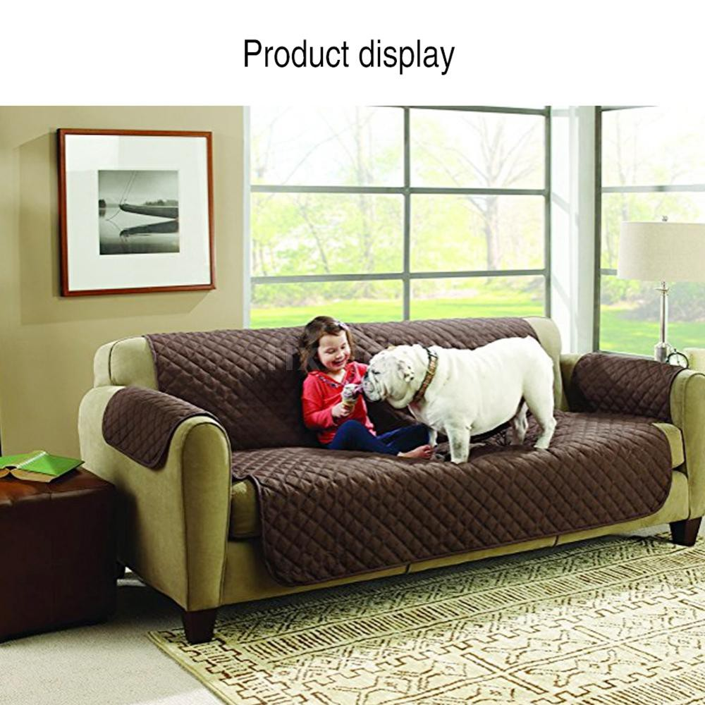 F&T Sofa Cushion - Convenient Reversible Sofa Cover