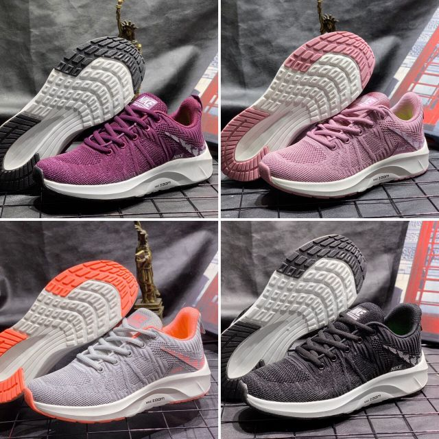 Giày nike zoom thể thao sneakers nữ full box