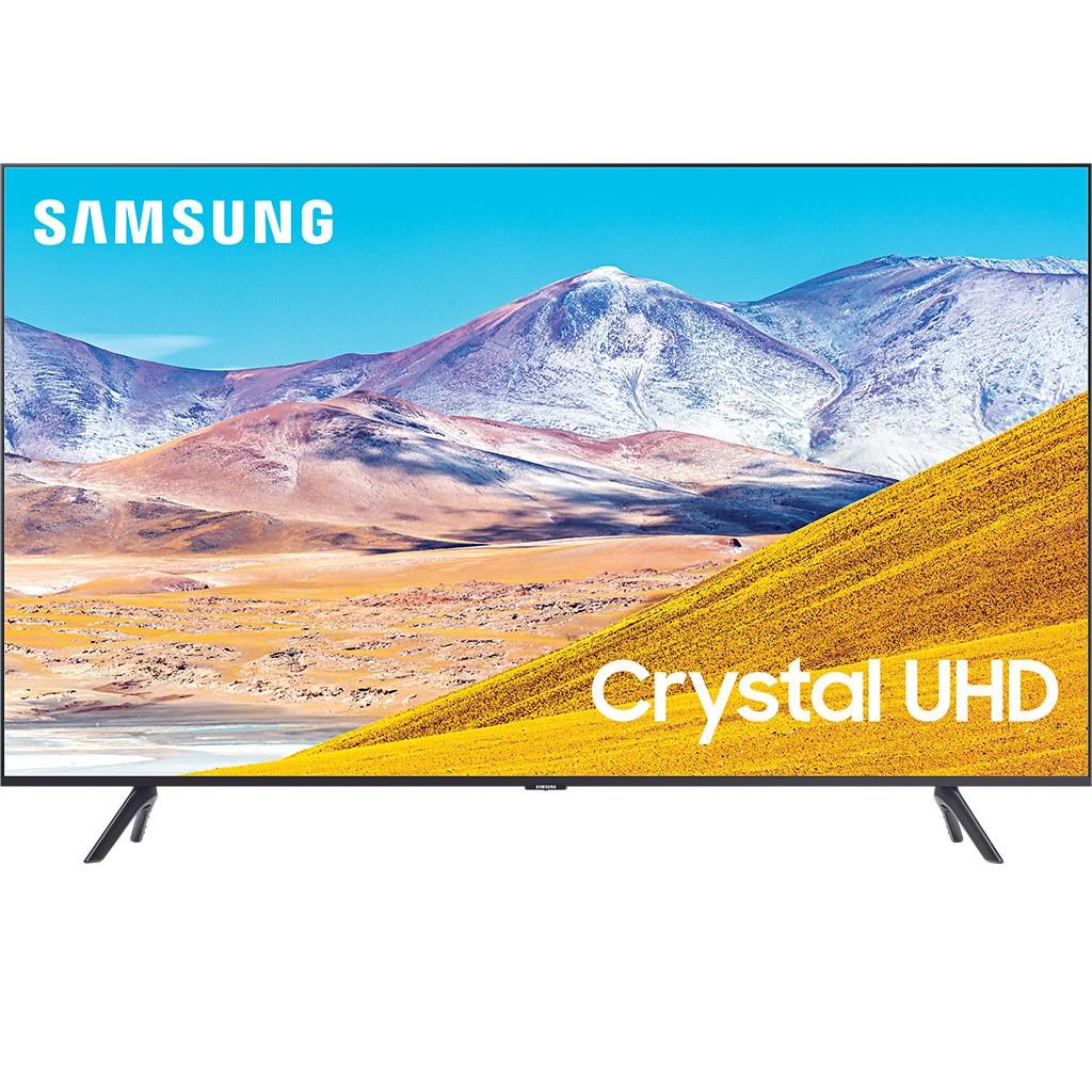 Tivi Samsung 43 inch 4K Smart TV UA43TU8100KXXV - Tivi