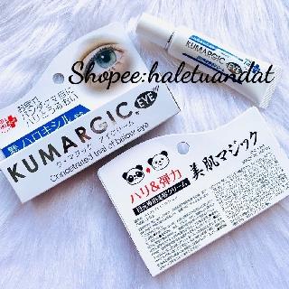 Kem Kumargic Eye 20g của Nhật Hỗ Trợ Cải Thiện Thâm Quầng Mắt thumbnail