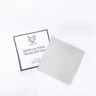 Khăn Lau Sáng Trang Sức Bạc Chuyên Dụng CaoBac Silver thumbnail