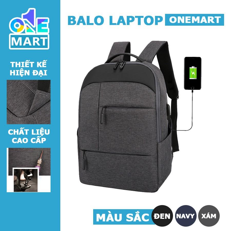 [Hàng mới về] Balo nam balo laptop Ba lô hỗ trợ cổng sạc usb 3 màu lựa chọn giảm tải áp lực trên đôi vai của bạn