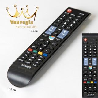 [Mã ELFLASH5 giảm 20K đơn 50K] CHÍNH HÃNG Remote điều khiển Tivi ASANZO ĐỦ LOẠI II
