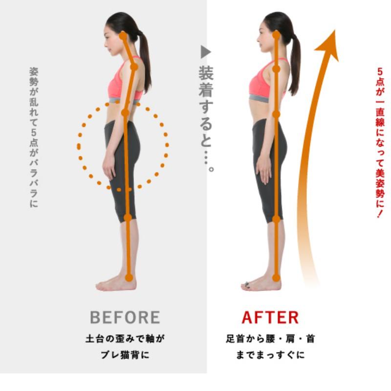 [Pad for lady] Combo đôi kẹp ngón chân giữ dáng chỉnh dáng ngón chân vòng kiềng body make-up