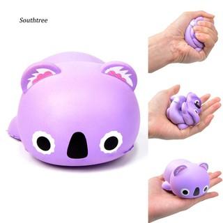 LYY_Mini Koala Animal Squishy Slow Rising Squeeze Stress Reliever Kids Toy Decor