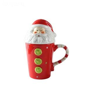 Cốc Sứ Uống Nước Họa Tiết Hoạt Hình Giáng Sinh Dễ Thương Cho Bé